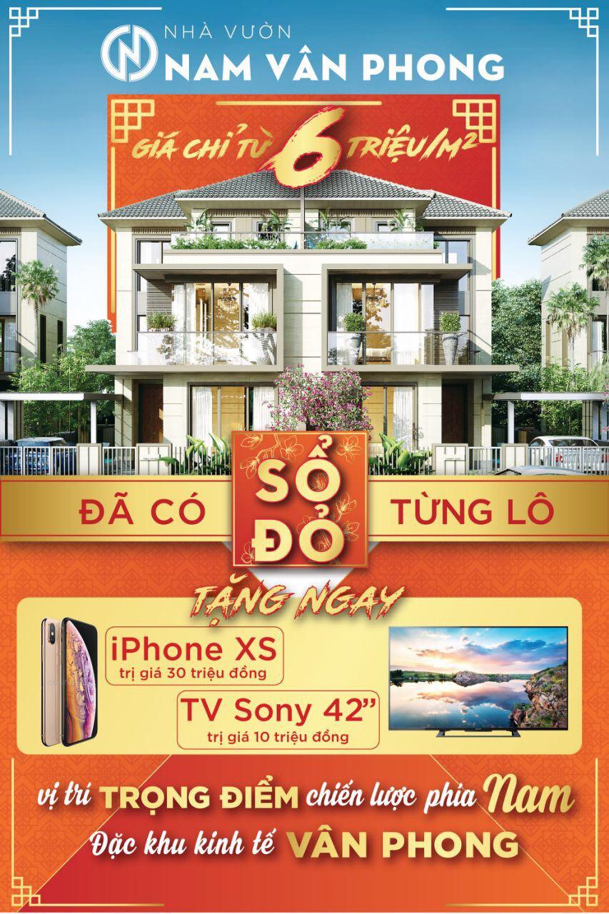 Nhà phố Nam Vân Phong