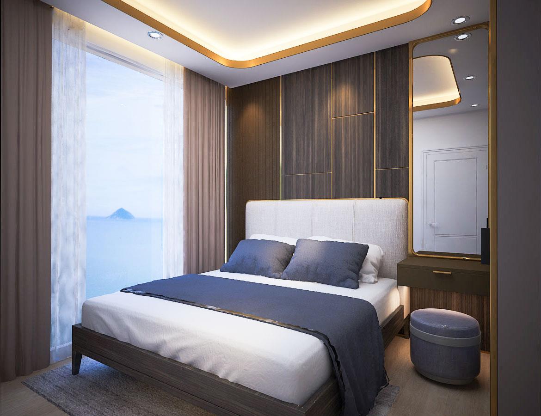 Phòng Ngủ 1 Căn Hộ C19