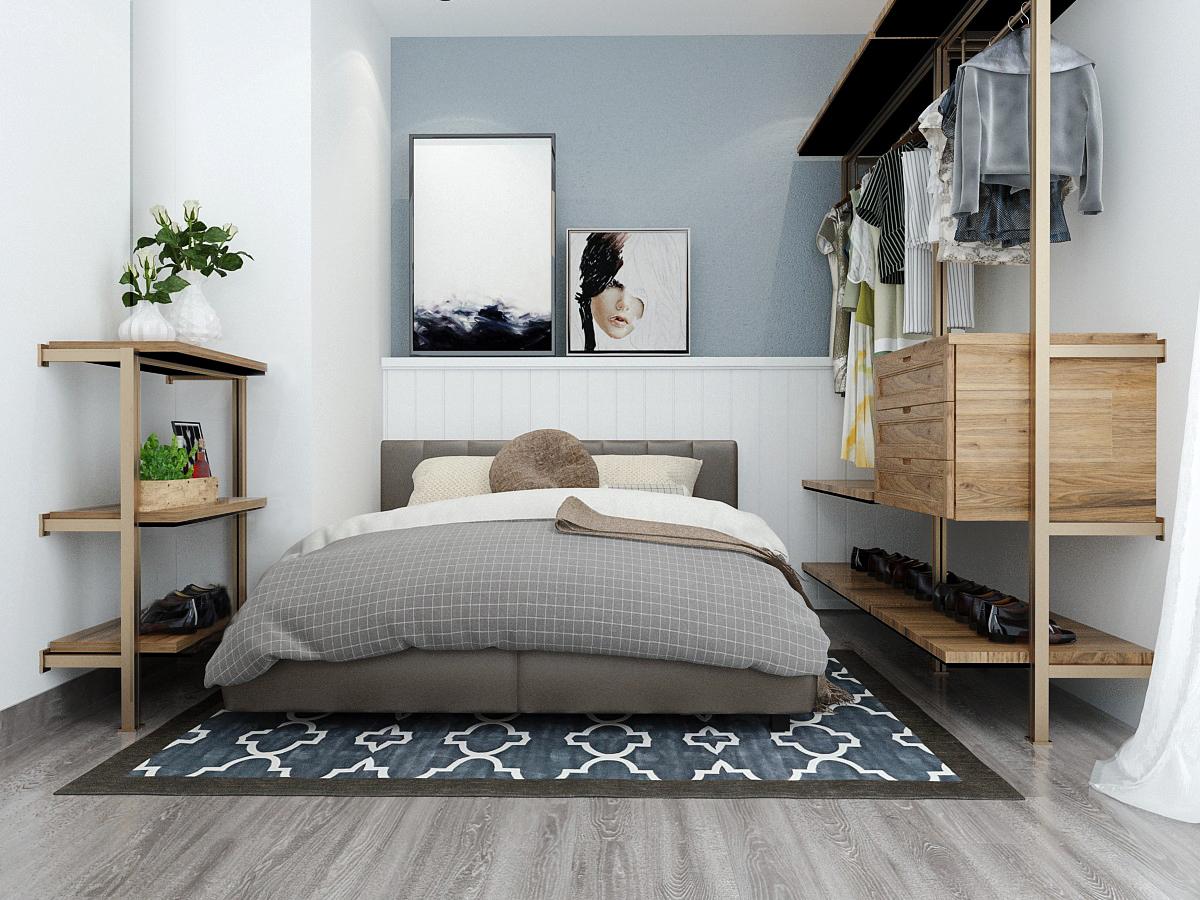 Phòng Ngủ 2 Căn Hộ C4