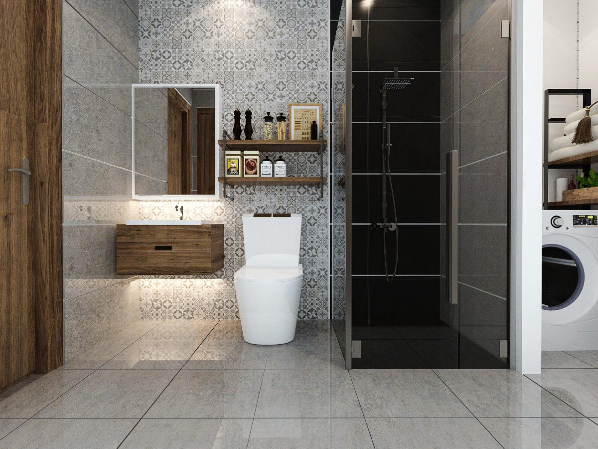 Phòng Tắm Căn Hộ C4