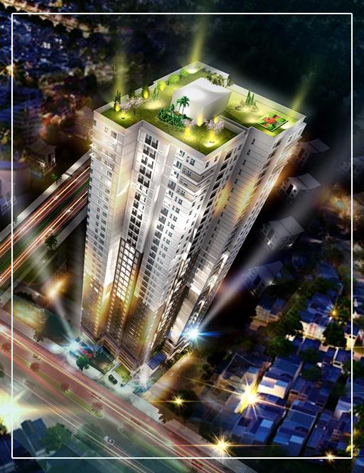 Phối cảnh chung cư cao cấp Belle Hill Nha Trang